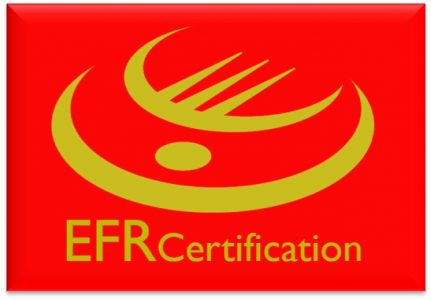 WELCOME TO EFR CERTIFICATION